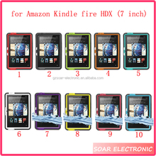 Wholesale new style super waterproof case for Amazon Kindle fire HDX ,waterproof tablet case for Amazon Kindle fire HDX