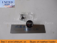 hot sale SHANTUI bulldozer SD22 water temperature gauge D2112-12000
