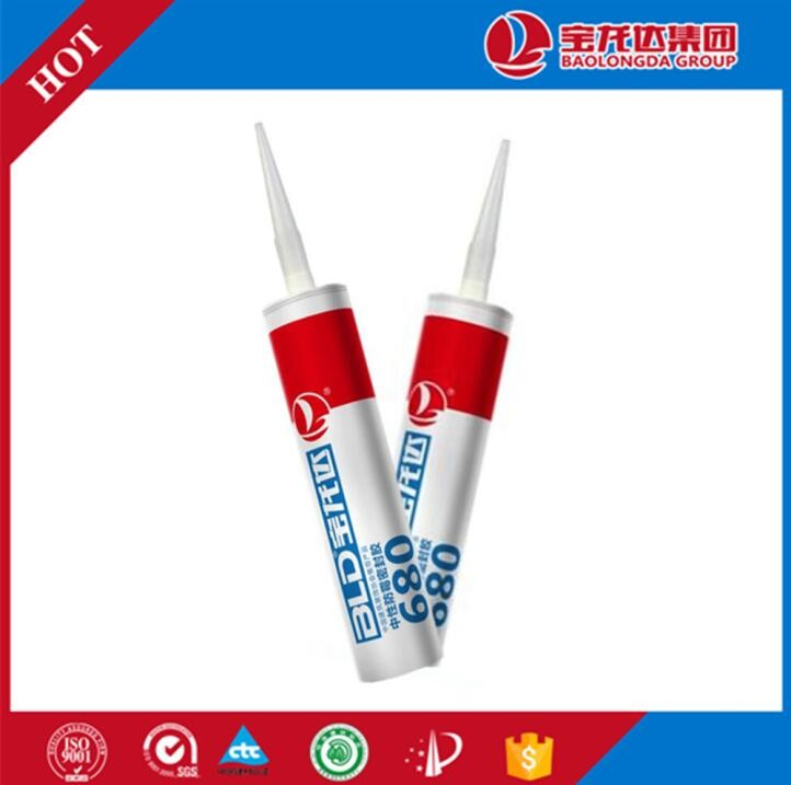 Hot sale!good quality mould-proof silicone sealant specialized for kitchen&sanitaryware bld680