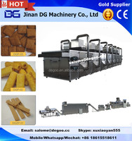 Hot Sale Core filled pillow snack food manufacturing extruder machine