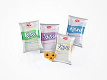 Kexo Cream Wafers Chocolate Flavour 145g