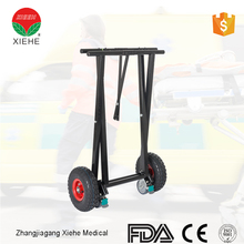 Drive medical equipment stainless steel cart casket handle