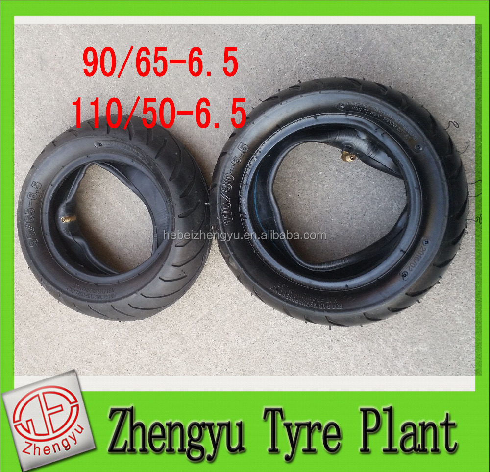 tricycle tire , go kart tyre front 90/65-6.5 rear 110/50-6.5