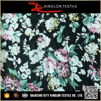 China Professional Manufacture Voile Fabric Chinese Print