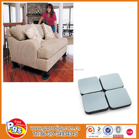 SuperSliders Felt Heavy Furniture Reusable Movers for Hard Surfaces