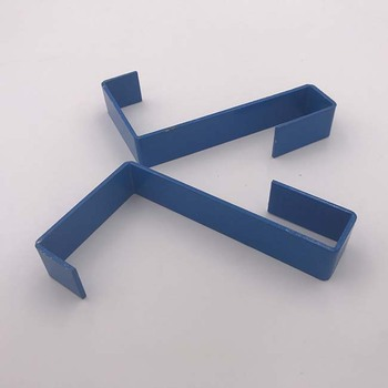 OEM Factory High Quality Anodized Aluminum Bending Sheet Metal Parts Fabrication