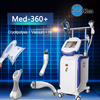 Cryo lipolysis + vacuum slimming machine MED-360+