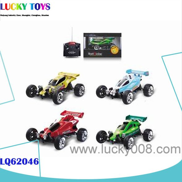 New 4 channel 1:43 radio control buggy toy china go kart big boys rechargeable car toys gift rc off road car for sale RC car