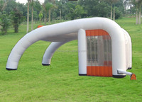 Custome Inflatable Outdoor Show tent PVC Car Parking Tent