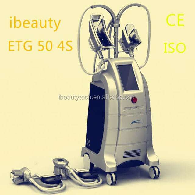 ETG50 4S cryo fat reduction device