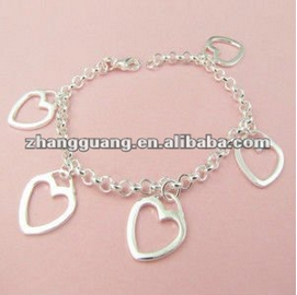 Snowflake bracelet infinity bridesmaid gifts jewelry