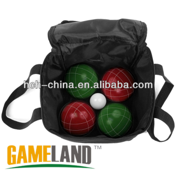 100mm boule ball set with Easy Carry Nylon Case