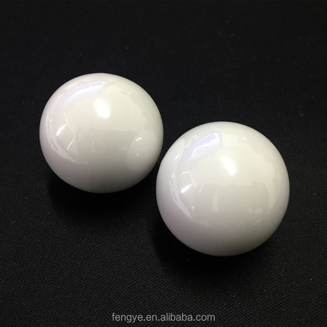 China Manufacturer Yttria stabilized cosmetic industry zirconium balls 5mm