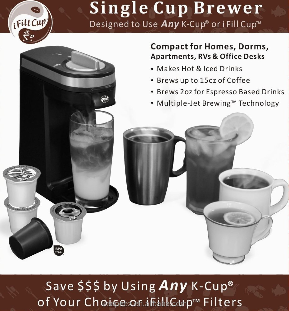Coffee Makers Compatible With Keurig : K Cup Coffee Maker. . Breville Single Serve Kcup Coffee Maker. Bunn Mcr Commercial Kcup ...