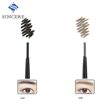 New fashional makeup tools korea waterproof eyebrow pencil for women