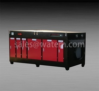 Petrochemical / Refuse treatment station - waste gas treatment equipment