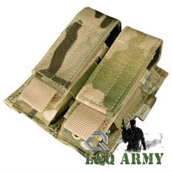 Military Tactical Ammo pouch Multicam Double Pistol Mag Pouch