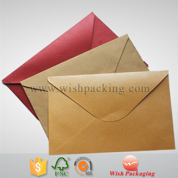 Fancy Paper Invitation Envelope
