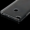 New arrivals transparent clear tpu case for xiaomi max 2, mobile phone cover case for mi max 2