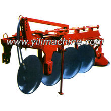 1LY(SX) tractor pto 2 way disc plough hydraulic reversible 3 furrow disc plough