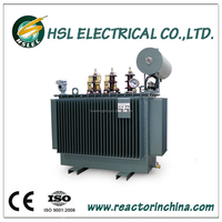 Hot selling oil Immersed Power Transformer 800kva