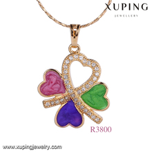 N03 Fashion Jewellery Rose Gold plated Chain, jewelry fashion cubic zirconia CZ diamond stone Material Necklace