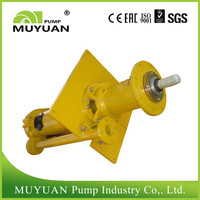 Gold Sand Suction Submersible Centrifugal Vertical Slurry Pump