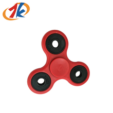 High Speed Plastic Spinner Fidget Hand Shaped Toy