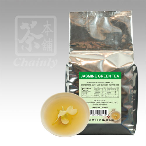 2015 Taiwan New Release Premium Bubble Tea Jasmine Green Tea