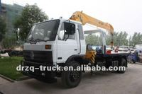 dongfeng motor rollback tow truck
