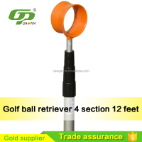 Personalised Plastic Golf Ball Picker Retriever