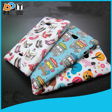 3D sublimation phone case for sony L36h, Heat Print Photo Cell phone Cover