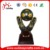 Polyresin soccer ball trophy