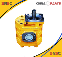 Hydraulic pumps, gear pump CBGJ3160B Liugong CLG852 working pump 11C0045, 14teeth GEAR