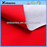 100% Nylon 40D*50D Taffeta Fabric+TPU Milky Film+100% Poly 7D Interlock Fabric