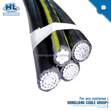 Electric Cable Concentric For South American market ABC cable/Overhead Line cable