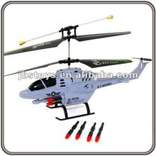 GT Models 8009 3 Channel Missile Launcher Rc Helicopter
