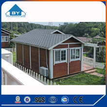 Luxury colorful Steel frame small cheap mobile homes (BY-Q1283)