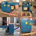 high speed and multifunctional Flax cutting machine
