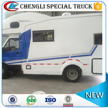 customersized Iveco 4x2 camper trailers motor homes for sale