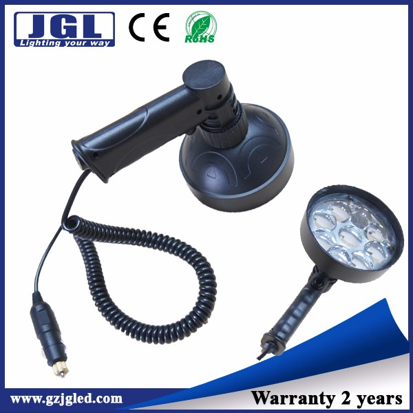 guangzhou CREE 27W LED coon hunting light red led hunting light portable flood lights