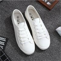 sh20179a China Factory Cheap Price White Casual Fashion Women Canvas Shoes