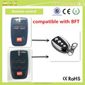 YET brand BFT MITTO-2, MITTO-4 Compatible Replacement Rolling Code Remote Control