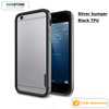 Dual Layer Slim Bumper Case for iPhone 6 6S, PC TPU Combo Case for iPhone 6 S
