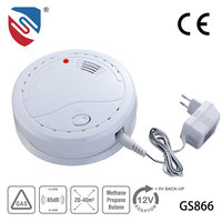 Gas Detector GS866 With DC9V Battery
