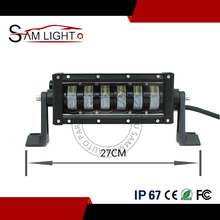 Flood / Spot / Combo Beam Single Row Crees led light bar 48w 11inch car led bar 4x4