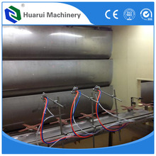 Hanging rail spray booth powder painting system/non-stick coating machine