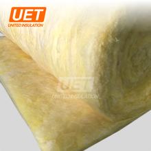 Cheap with good quality fire proof insulation 50mm glass wool