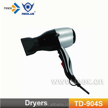 TD-904S Hot Dog Hair Dryer Ion Function Handheld Dryer with Arm