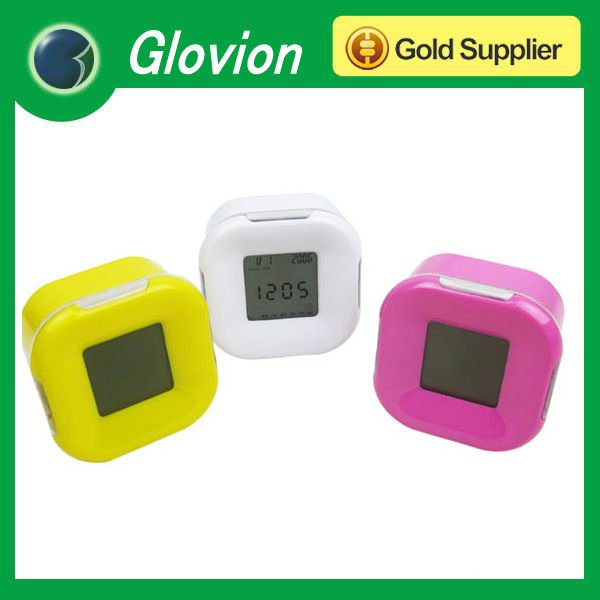 4 side clock four sided clock four sided digital alarm clock